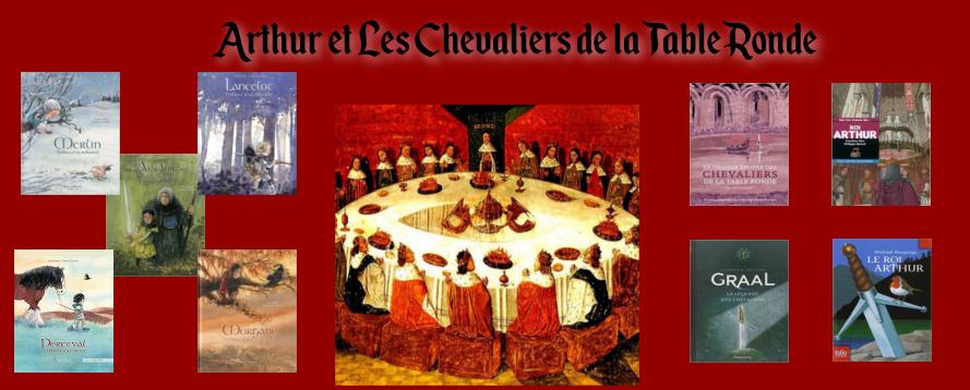 Ev nement arthur et les chevaliers de la table ronde - Le roi arthur et les chevaliers de la table ronde ...