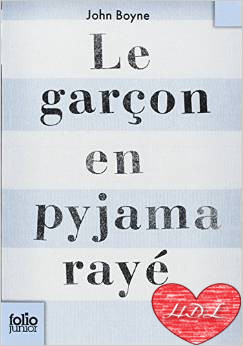 Le Gar�on en pyjama ray�