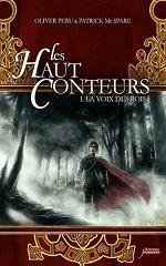 Les Hauts Conteurs, tome 1 - Péru & Mc Spare