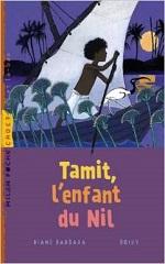 Tamit, l'enfant du Nil - Diane Barbara